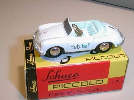Porsche 356 Cabrio, Debitel