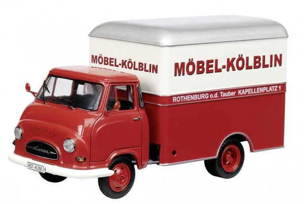 "Hanomag Kurier ""Möbel Köblin"""