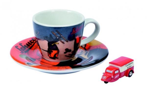 Set Schuco Espresso Tasse Edition III