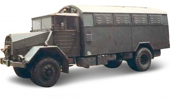 LKW 5 t gl (MAN 630 L2AE) Koffer