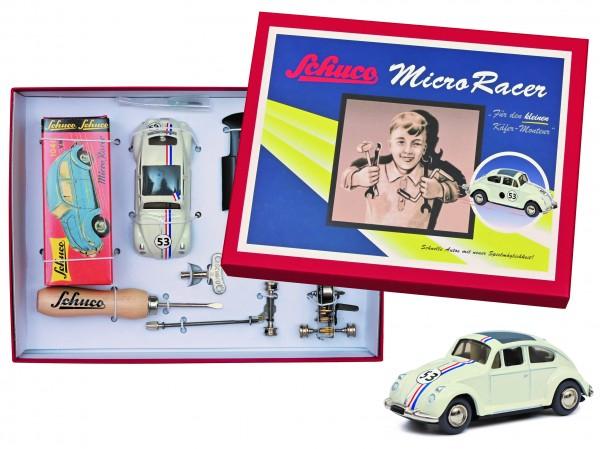 Micro Racer Montagekasten VW Rallye-Käfer #53