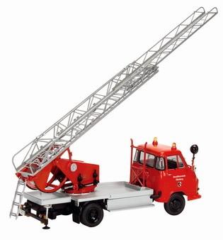 Hanomag Feuerwehr Drehleiter