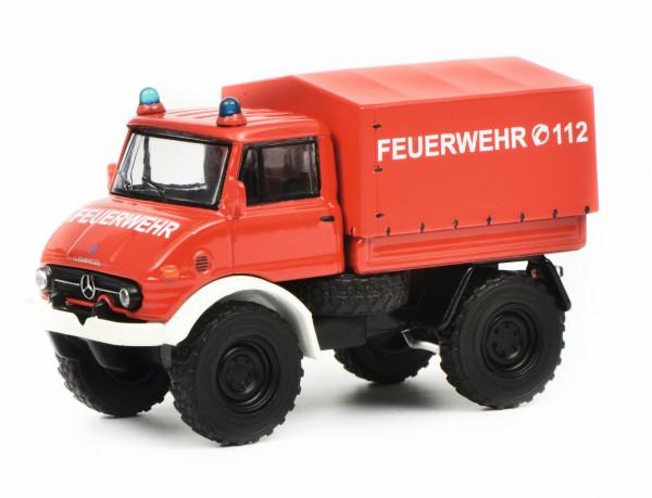 """Mercedes-Benz Unimog U 406 """"Feuerwehr"""""""
