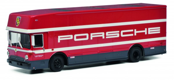 "Renntransporter ""Porsche"", rot"