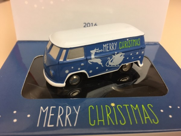 "VW T1 ""Christmas Edition 2016"""