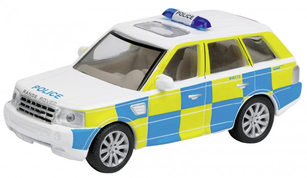 """Land Rover """"Police"""""""