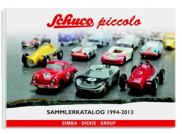 Set Piccolo-Sammler-Katalog 1994-2013