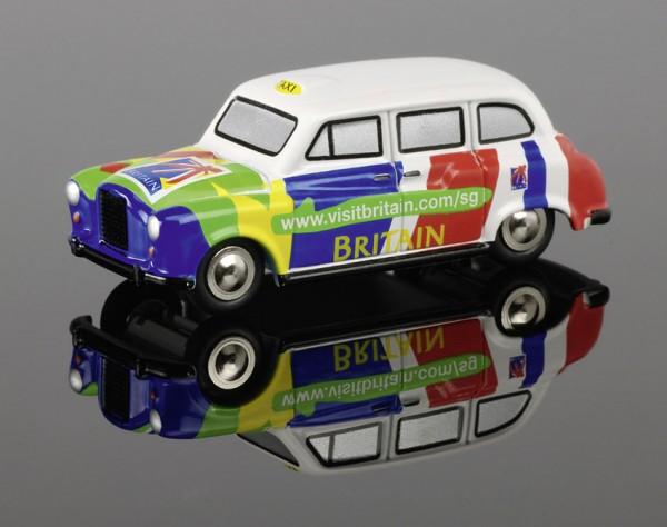"Austin FX 4 ""Singapore Taxi"""