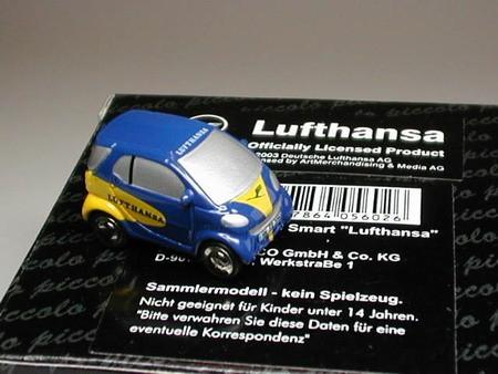 "Smart City Coupé ""Lufthansa"""