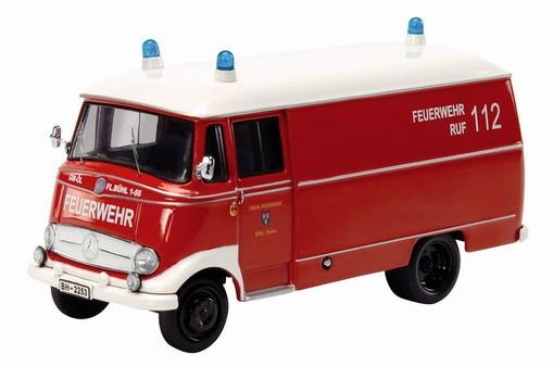 """Mercedes L 319 """"Feuerwehr Bühl"""""""