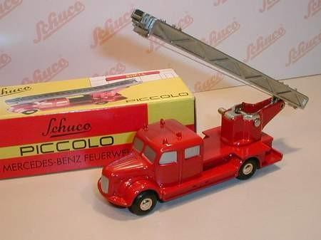 Mercedes-Benz Feuerwehr Leiterwagen