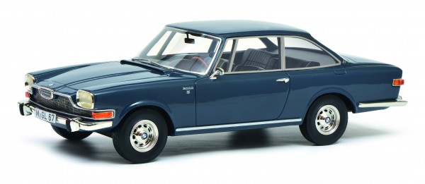 BMW Glas 3000 V8, blau