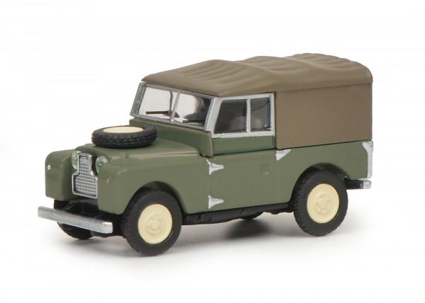 Land Rover 88, grün