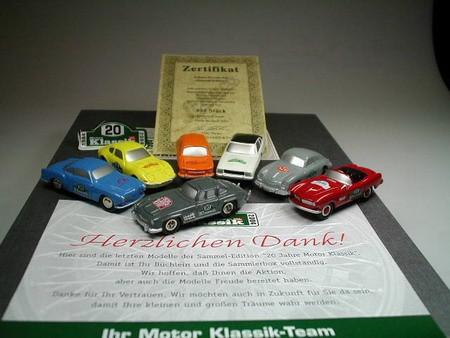 Sammeledition - 20 Jahre Motor Klassik