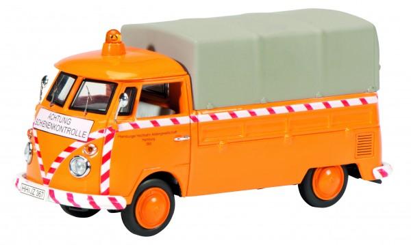 "VW T1 ""Schienenkontrolle"""
