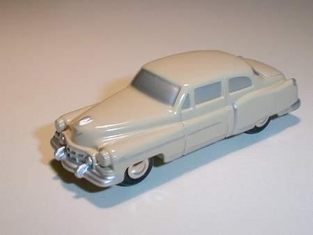 Cadillac 54, beige