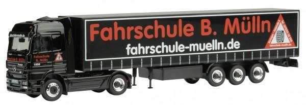 "MB Actros V8 ""Fahrschule Mülln"""