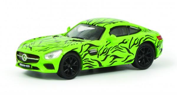 "Mercedes AMG GT ""Erlkönig"""