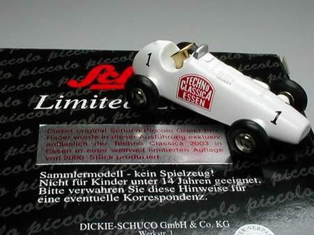 Grand Prix Racer - Schuco Piccolo