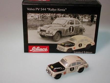 "Volvo 544 ""Rallye Kenia"""