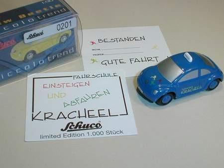 VW New Beetle - Fahrschule - Mit Einlegekarte