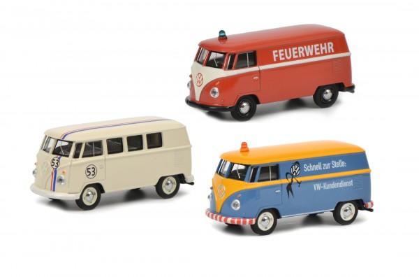 VW T1 3er Set