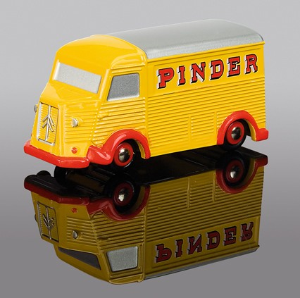 """Citroen H """"Pinder"""""""