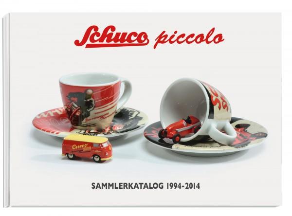 Schuco Piccolo Sammlerkatalog 1994-2014