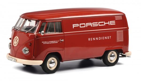 """VW T1b """"Porsche Renndienst"""""""