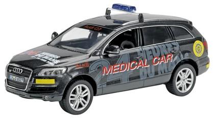 """Audi Q7 """"Medical Car"""""""