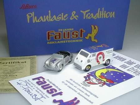 Set - Faust Design - Schuco Piccolo