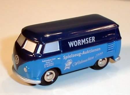 VW T1 Kasten, Wormser Auktionshaus