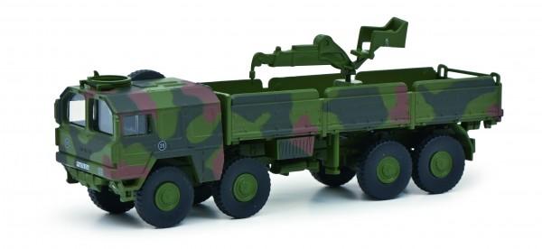 "MAN 10t GL Lkw ""Bundeswehr"", flecktarn"
