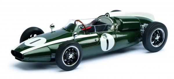 "Cooper T53 #1 ""World Champion 1960"""