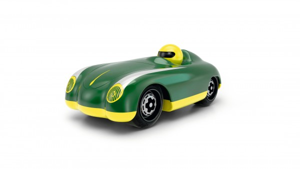 "Schuco Roadster ""Green-Gary"""