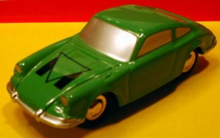 Porsche 911, Modellfahrzeug