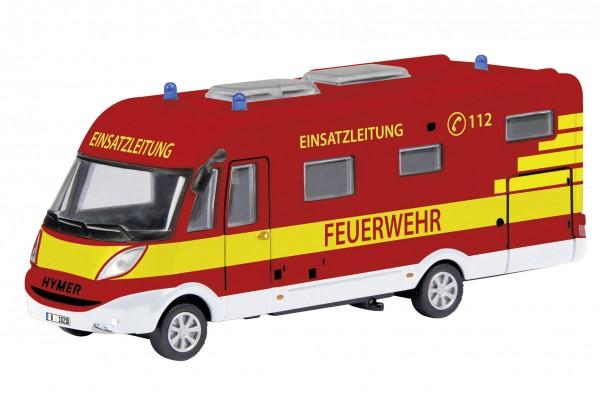 """Hymermobil """"Feuerwehreinsatzleitung"""""""