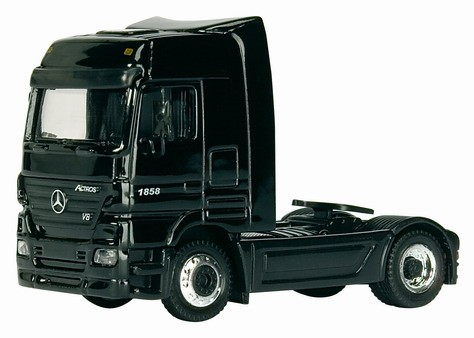 """MB Actros V 8 """"Solo"""""""