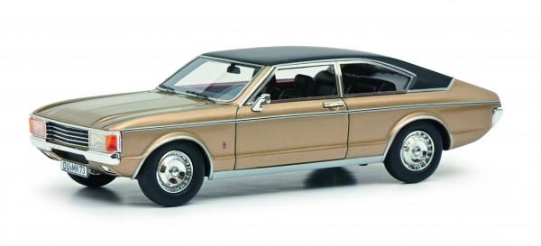 Ford Granada Coupe, goldmetallic