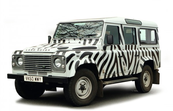 "Land Rover Defender ""Safari"""