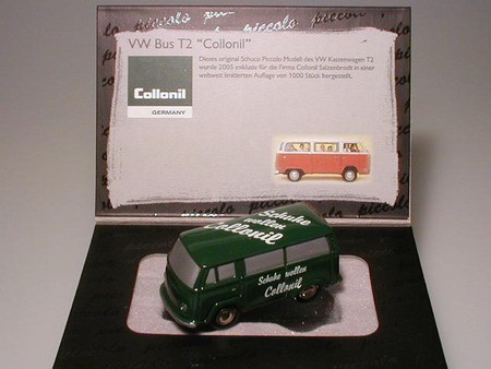 "VW T2 Kasten ""Collonil"""