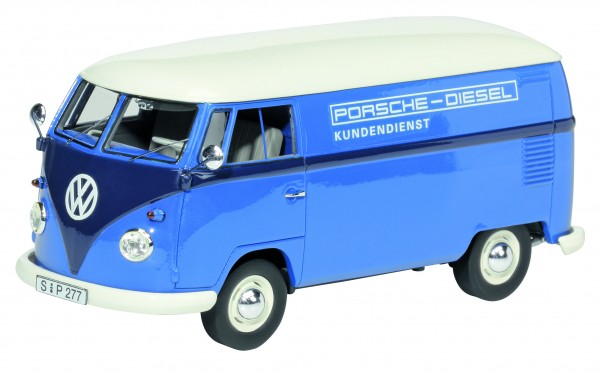 """VW T1 """"Porsche-Diesel Kundendienst"""""""