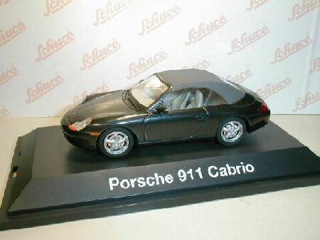 Porsche 996 Cabrio Softtop