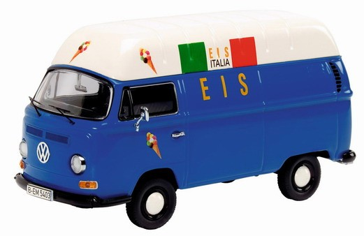 "VW T2 ""Eis Italia"""