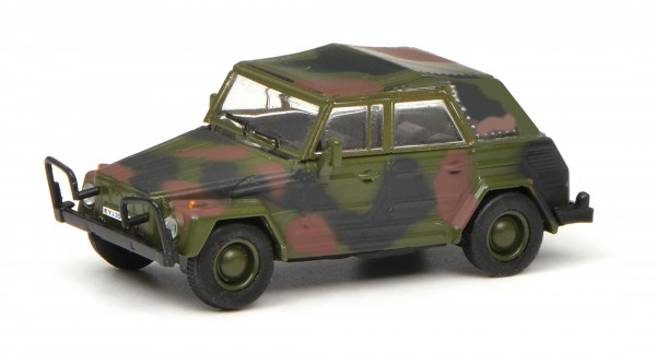 "VW 181 Kübelwagen, flecktarn ""Bundeswehr"""