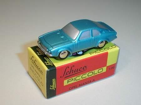 Opel Manta A, blaumetallic