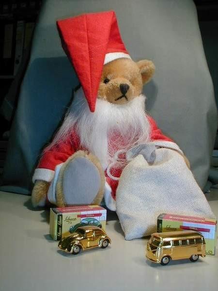 Weihnachtsbär 1997