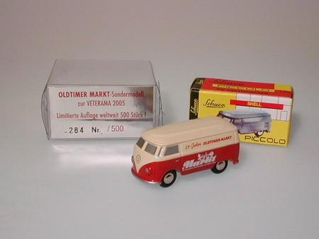 "VW T1 ""25 Jahre Oldtimer Markt"""