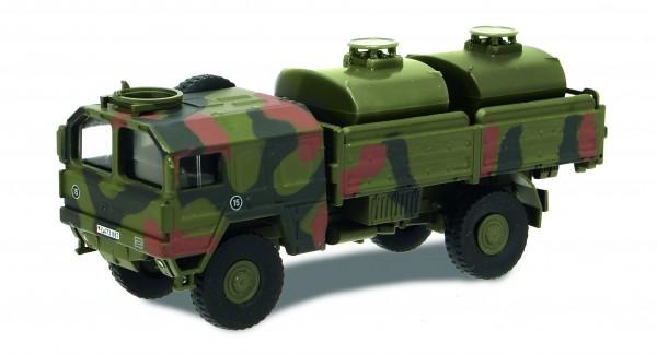 "MAN 5t gl KAT1 Tank-LKW/ flecktarn ""Bundeswehr"""