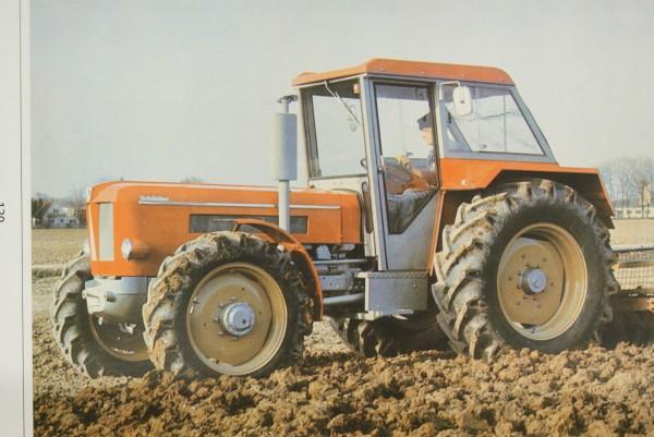 Schlüter Super 950V mit Kabine